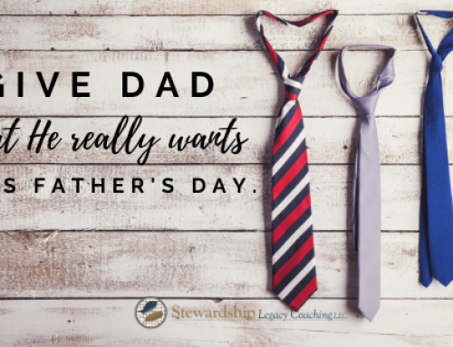Honoring Dad Every Day