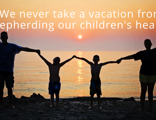 Planning a Vacation that Builds Our Family Legacy